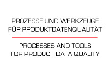 Processes and Tools for Product Data Quality