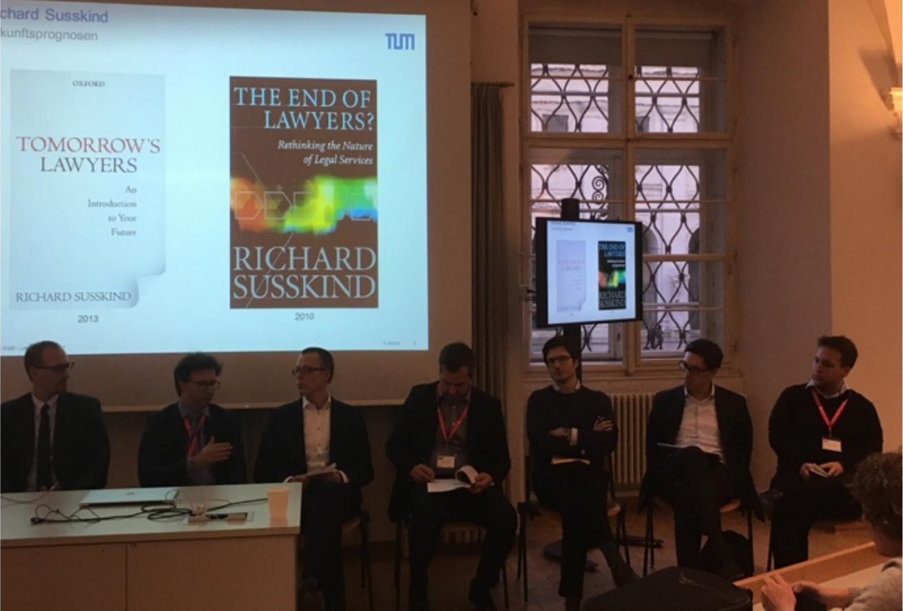 Panel Discussion at IRIS 2017 in Salzburg