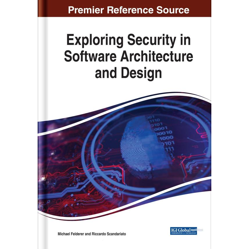 "Buch ""Exploring Security in Software Architecture und Design"" erschienen"